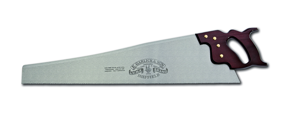 Lynx Handsaws available as Rip, Panel and Handsaw from ...